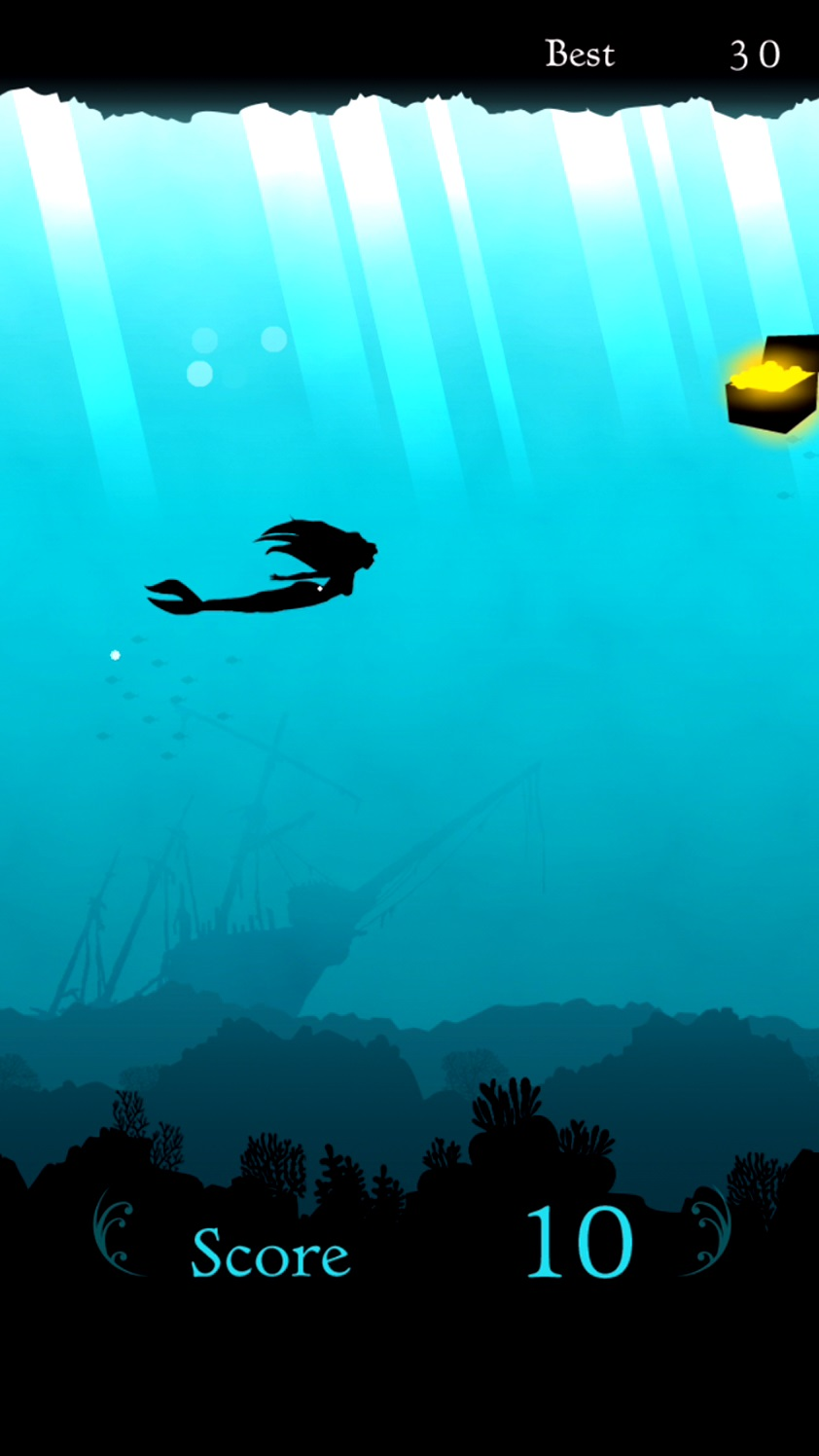 androidアプリ O/S Mermaid Adventure攻略スクリーンショット3