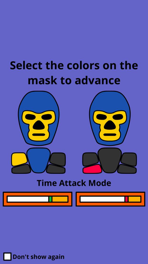 androidアプリ Crazy Masks攻略スクリーンショット2