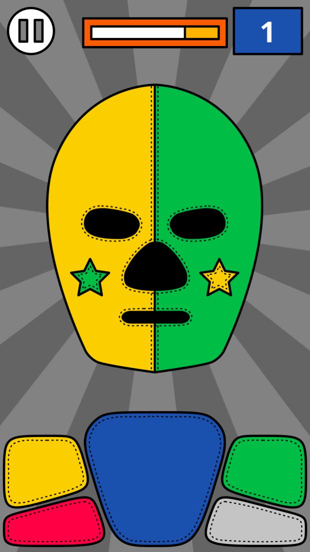 Crazy Masks androidアプリスクリーンショット1