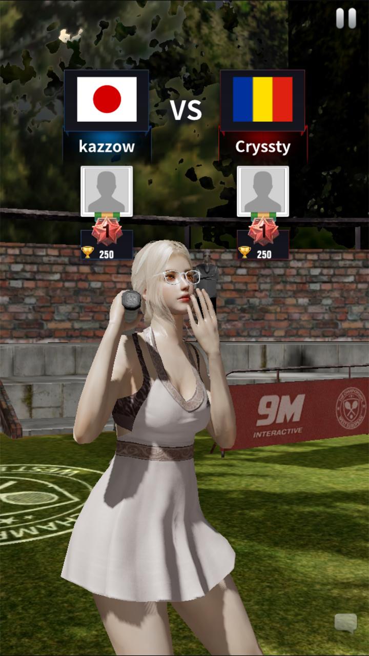 androidアプリ アルティメットテニス:革命攻略スクリーンショット7