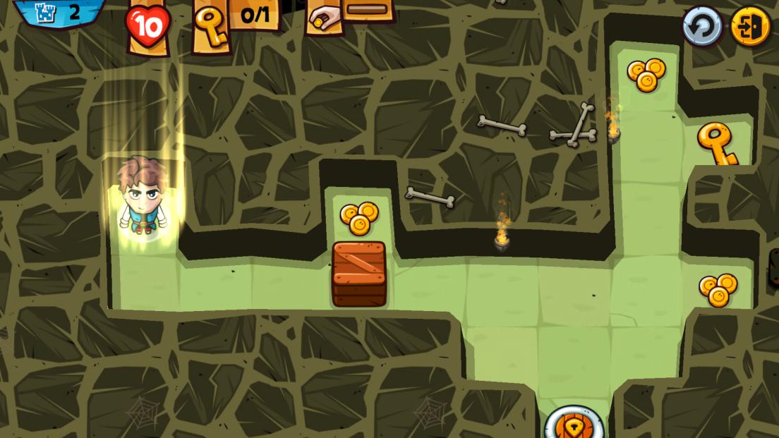 Maze Bandit androidアプリスクリーンショット1
