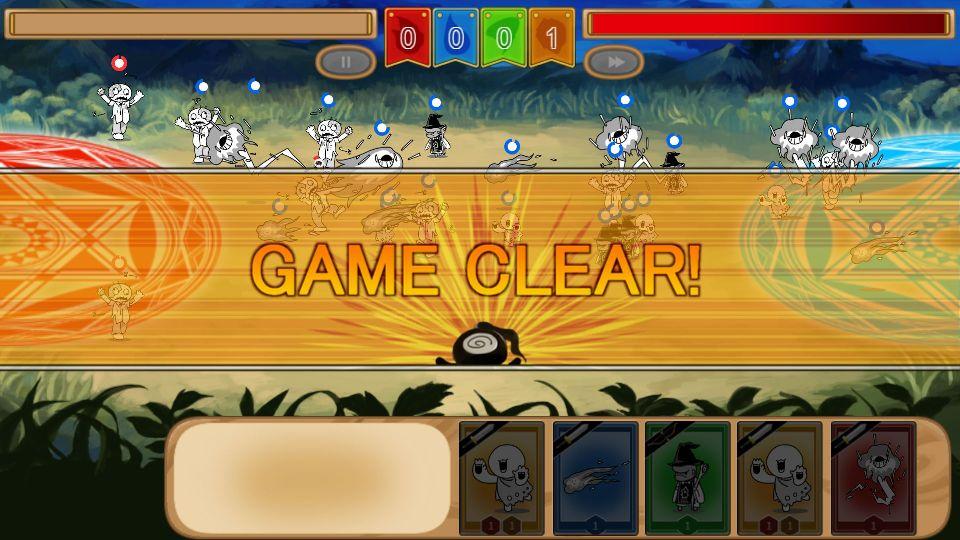 androidアプリ クトゥルフモンスターズ攻略スクリーンショット3