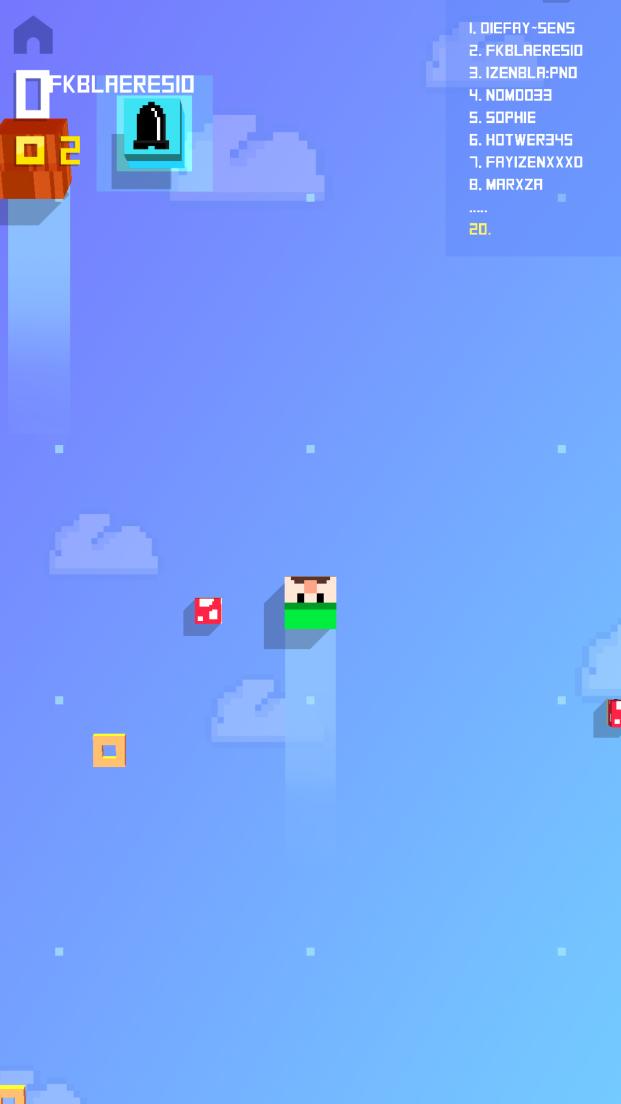 androidアプリ ミスター・イオ攻略スクリーンショット2