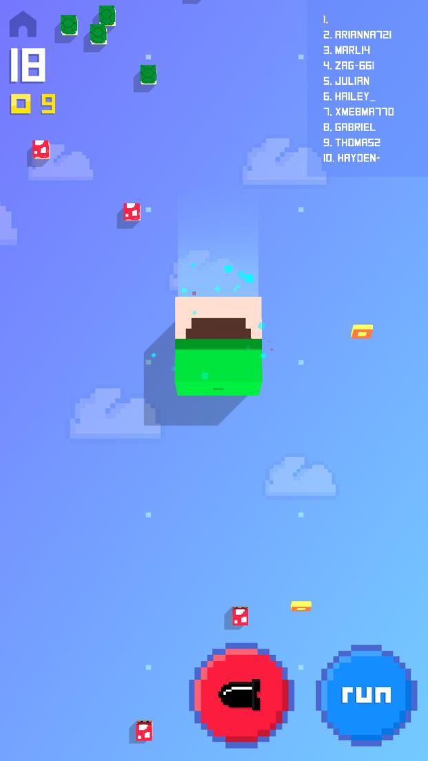 androidアプリ ミスター・イオ攻略スクリーンショット3