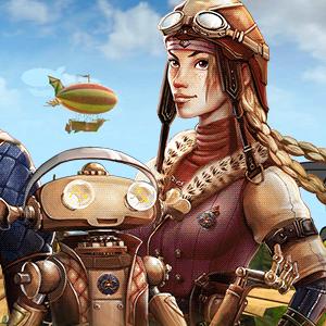 Voletarium:Sky Explorers(空の探検家)