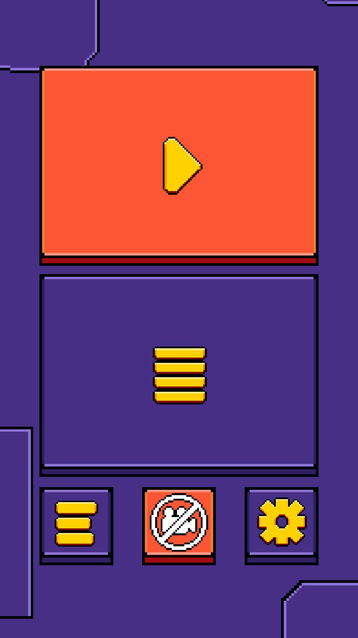 androidアプリ スウィングキング攻略スクリーンショット2