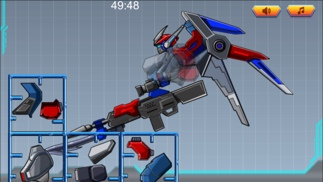 androidアプリ スチール竜騎士攻略スクリーンショット2