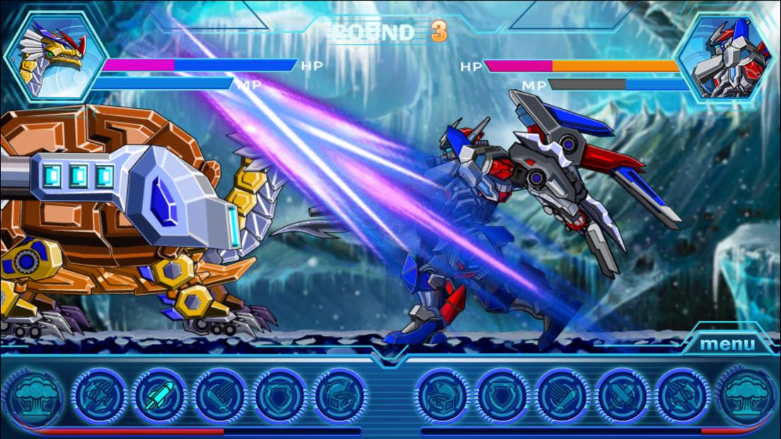 androidアプリ スチール竜騎士攻略スクリーンショット5