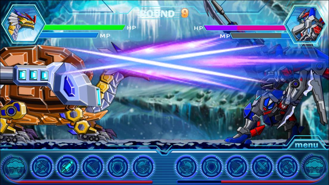 スチール竜騎士 androidアプリスクリーンショット3