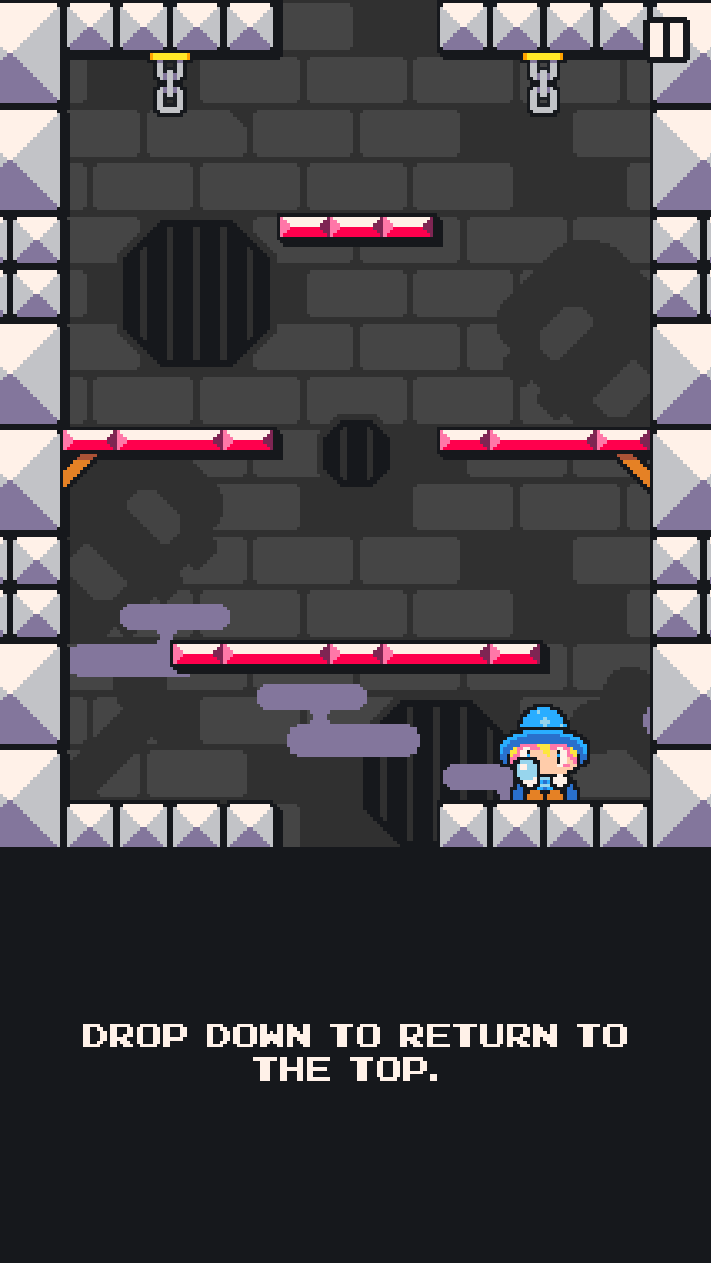 androidアプリ Drop Wizard Tower攻略スクリーンショット2
