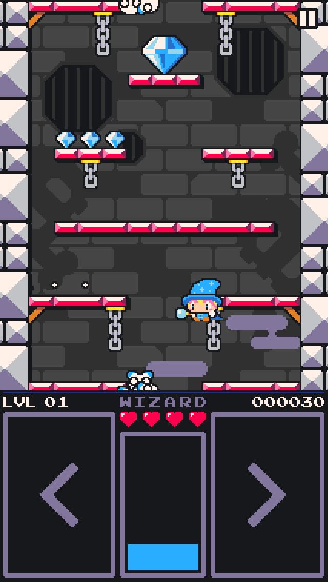 androidアプリ Drop Wizard Tower攻略スクリーンショット4