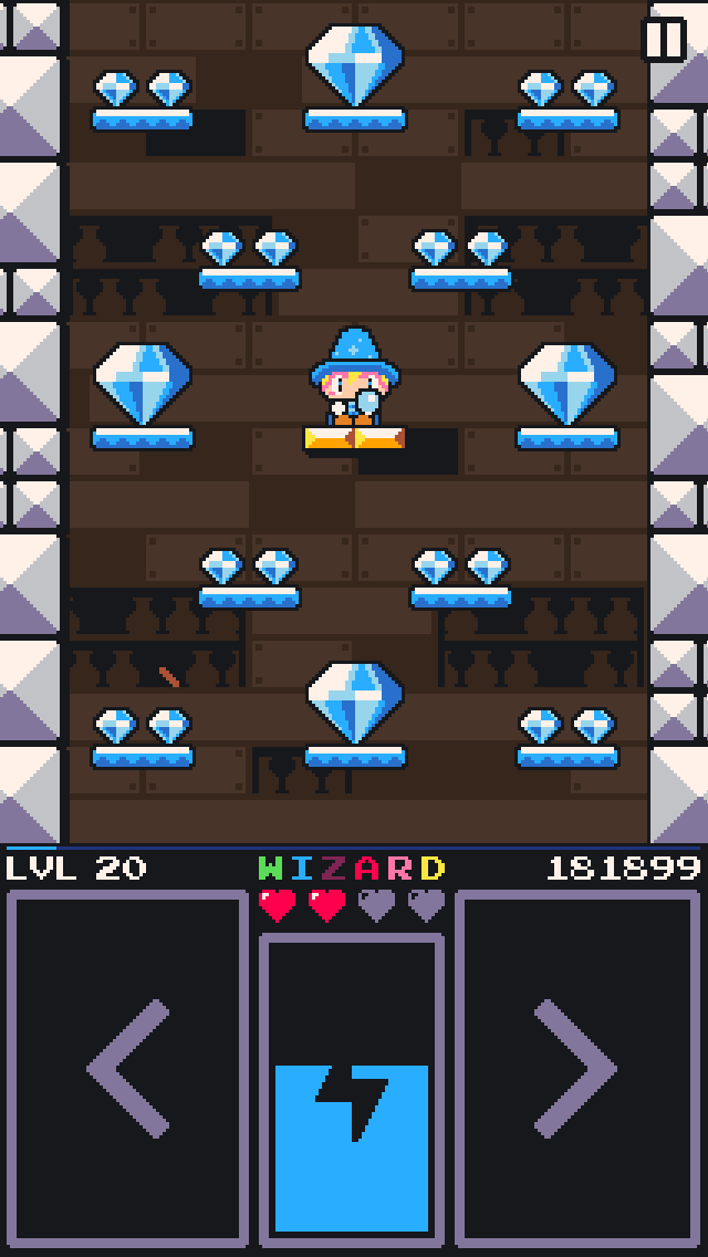 androidアプリ Drop Wizard Tower攻略スクリーンショット5