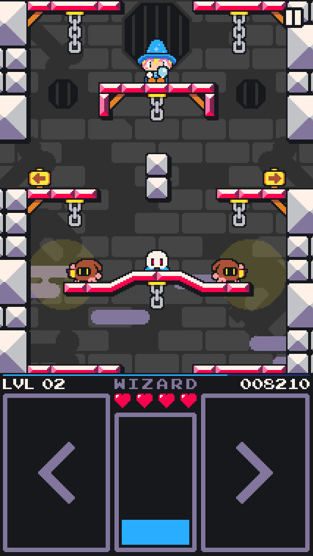 Drop Wizard Tower androidアプリスクリーンショット1