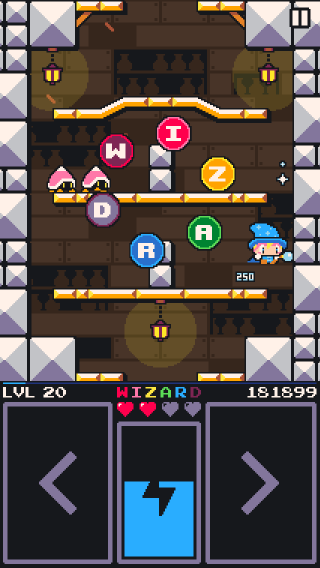 Drop Wizard Tower androidアプリスクリーンショット2