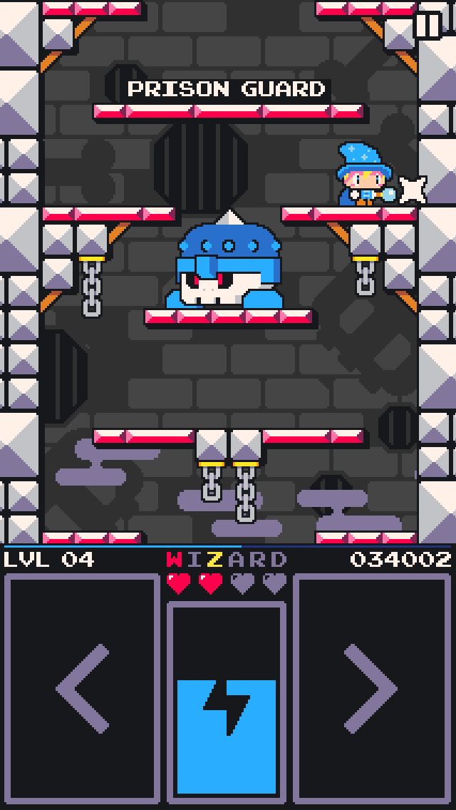 Drop Wizard Tower androidアプリスクリーンショット3