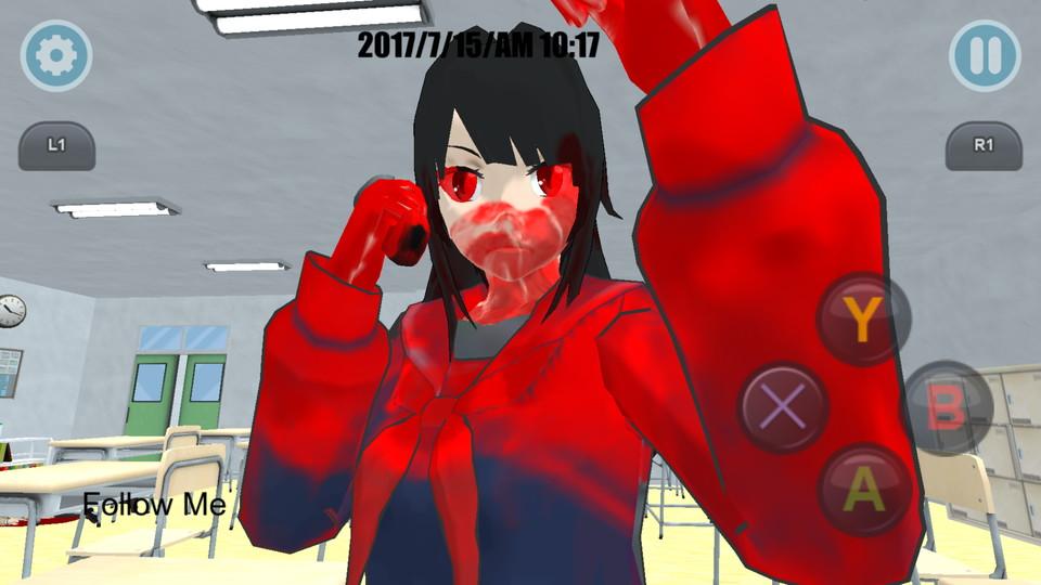 androidアプリ High School Simulator 2018(ハイスクール シミュレーター)攻略スクリーンショット1