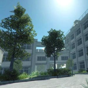 懐かしのキャンパス 3D(Nostalgia Campus 3D)
