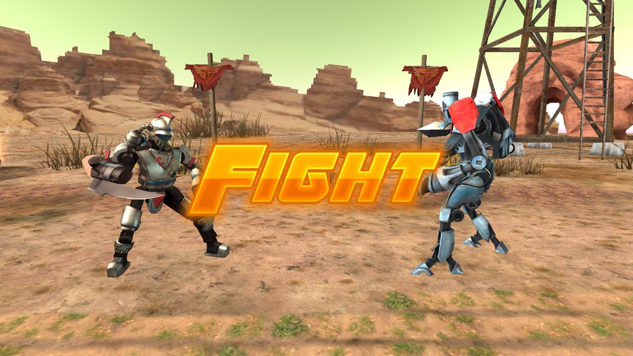 androidアプリ クラッシュ・オブ・ロボッツ(Clash Of Robots)攻略スクリーンショット5