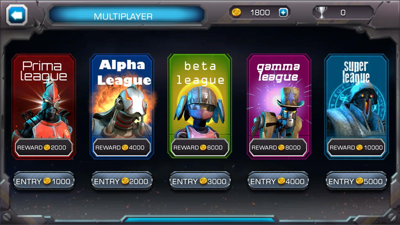 androidアプリ クラッシュ・オブ・ロボッツ(Clash Of Robots)攻略スクリーンショット7