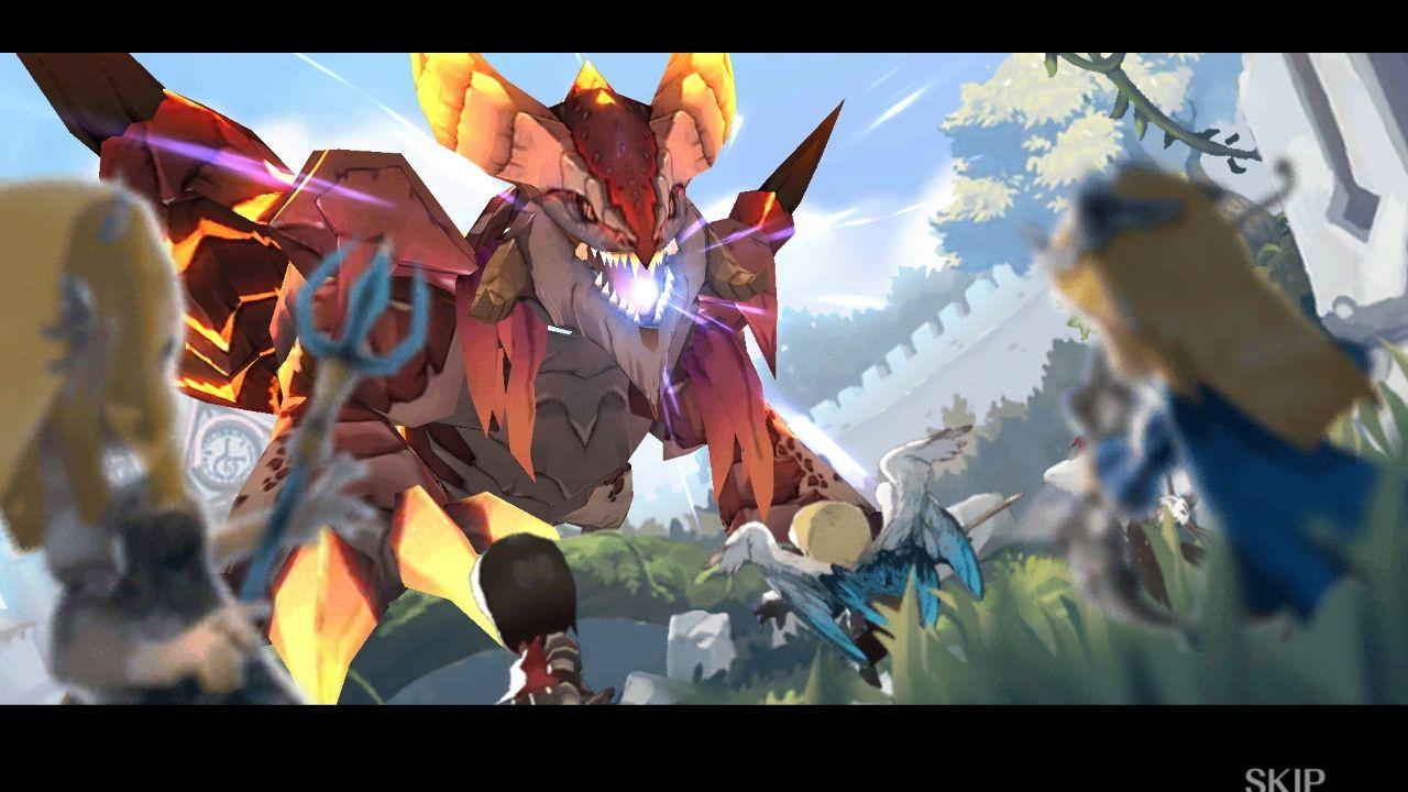 フィンガーナイツクロス【FINGER KNIGHTS X】 androidアプリスクリーンショット2