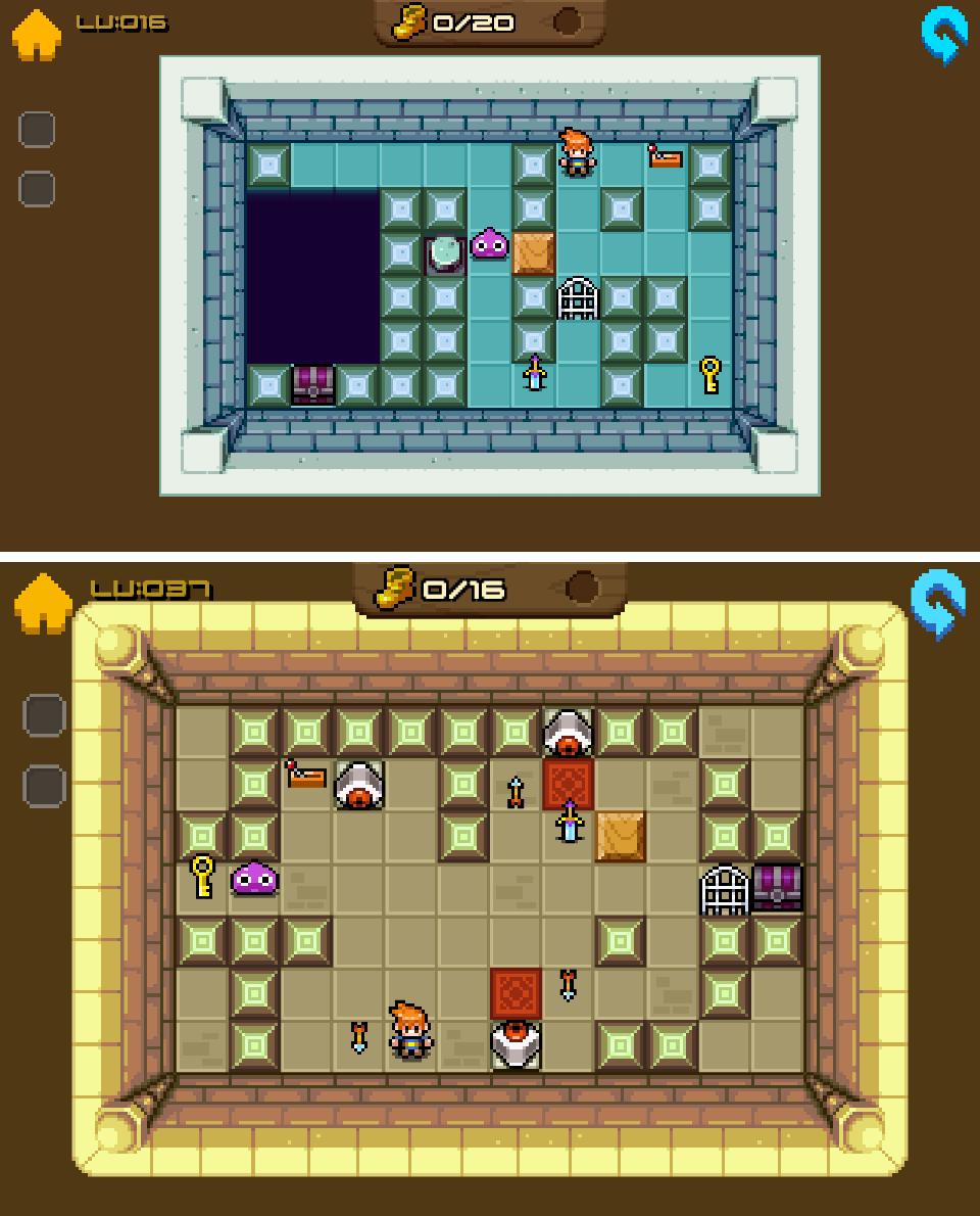 TreasureHunter(トレジャーハンター) androidアプリスクリーンショット1