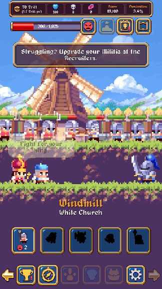 Idle Empires androidアプリスクリーンショット2
