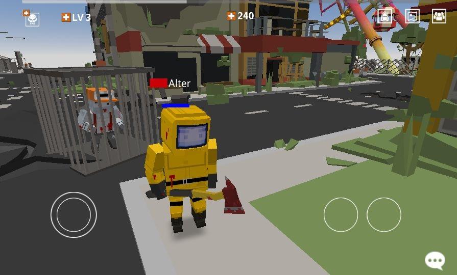 Pixel Blood Online(ピクセルブラッドオンライン) androidアプリスクリーンショット3