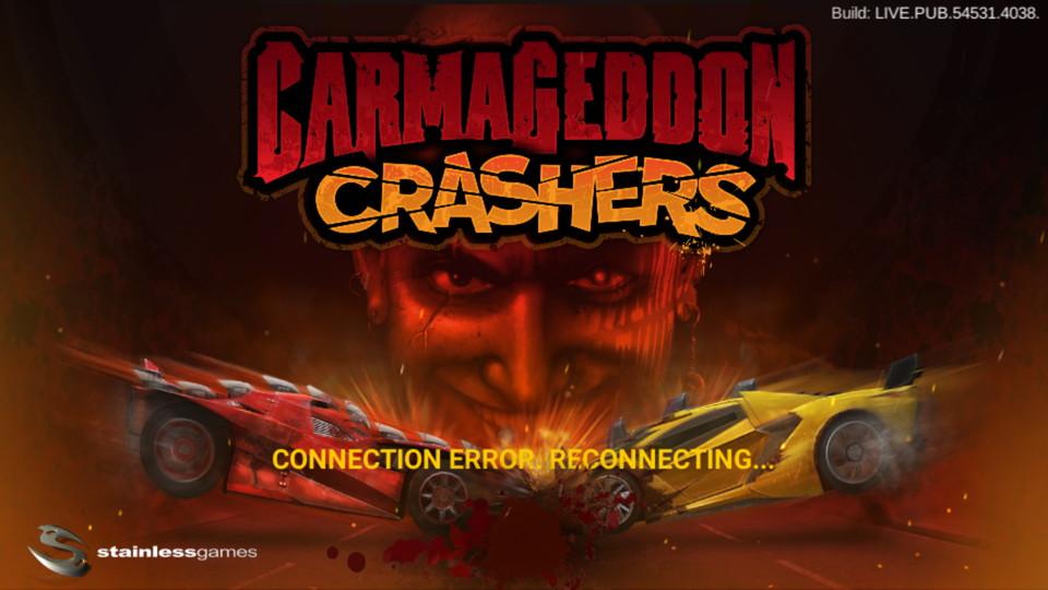 androidアプリ Carmageddon:Crashers(カーマゲドン・クラッシャーズ)攻略スクリーンショット1