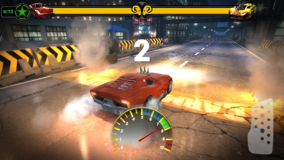 androidアプリ Carmageddon:Crashers(カーマゲドン・クラッシャーズ)攻略スクリーンショット2