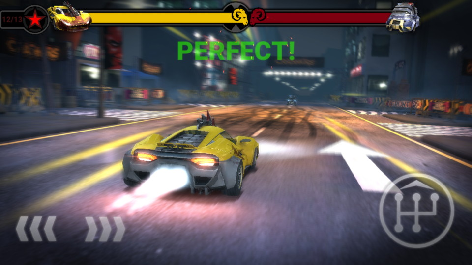 androidアプリ Carmageddon:Crashers(カーマゲドン・クラッシャーズ)攻略スクリーンショット3