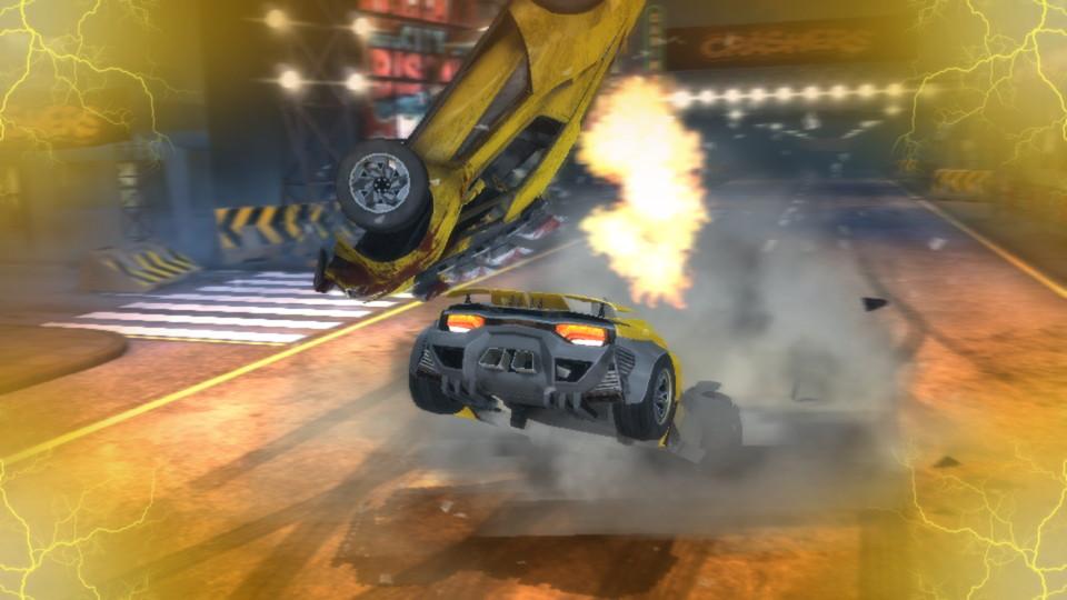 androidアプリ Carmageddon:Crashers(カーマゲドン・クラッシャーズ)攻略スクリーンショット4