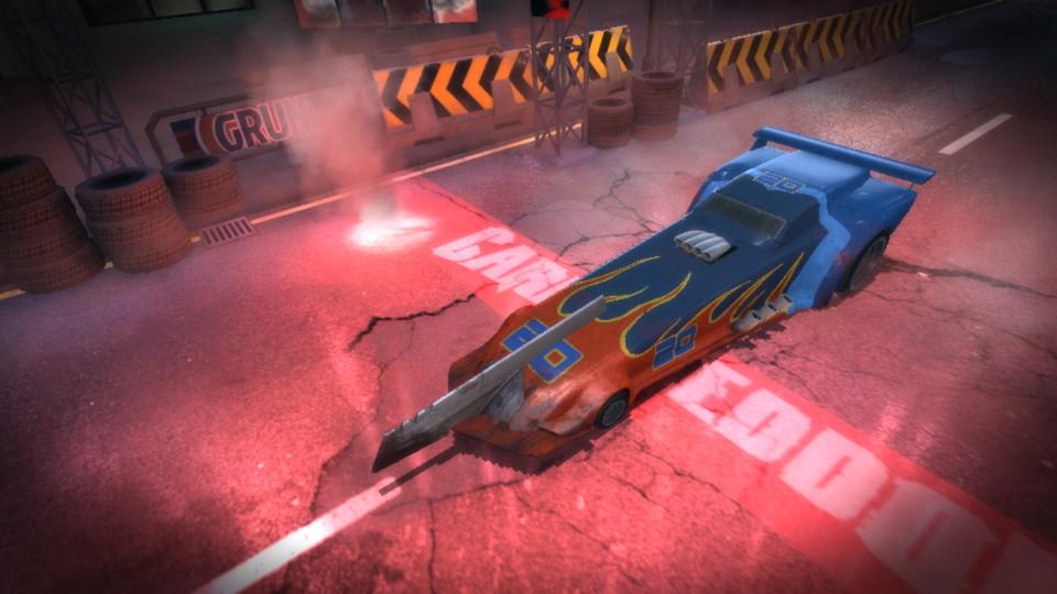 androidアプリ Carmageddon:Crashers(カーマゲドン・クラッシャーズ)攻略スクリーンショット5