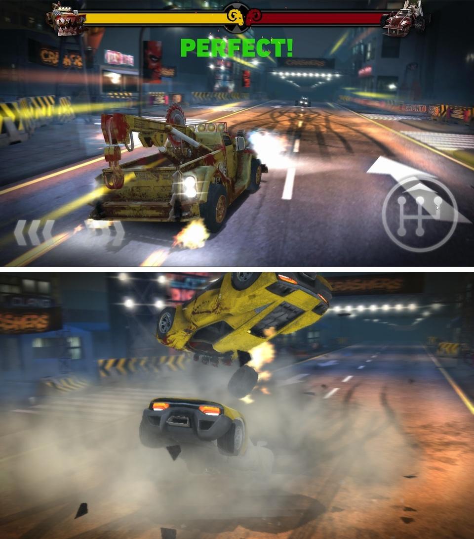 Carmageddon:Crashers(カーマゲドン・クラッシャーズ) androidアプリスクリーンショット1