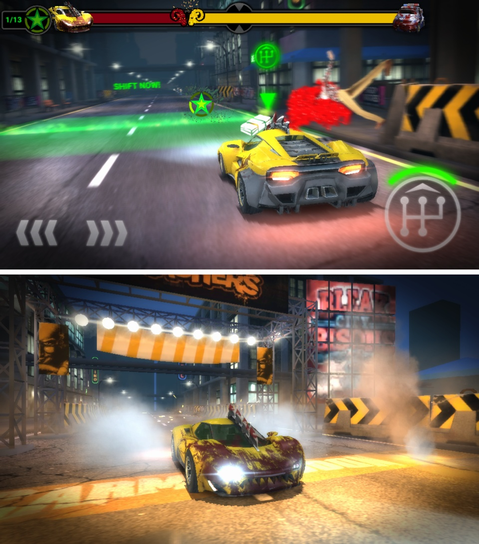Carmageddon:Crashers(カーマゲドン・クラッシャーズ) androidアプリスクリーンショット2