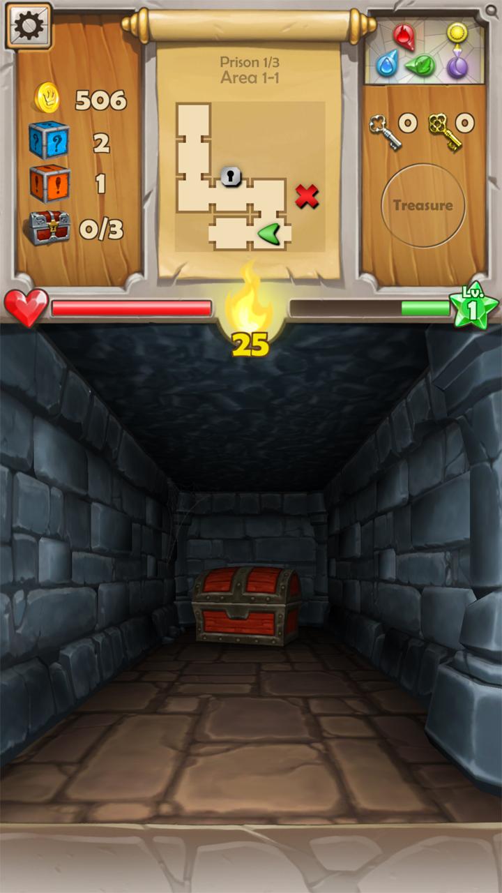 Dungeon Monsters(ダンジョン モンスターズ) androidアプリスクリーンショット2