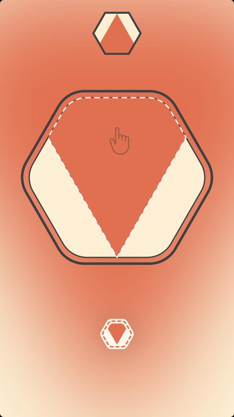 androidアプリ Colorcube(カラーキューブ)攻略スクリーンショット2