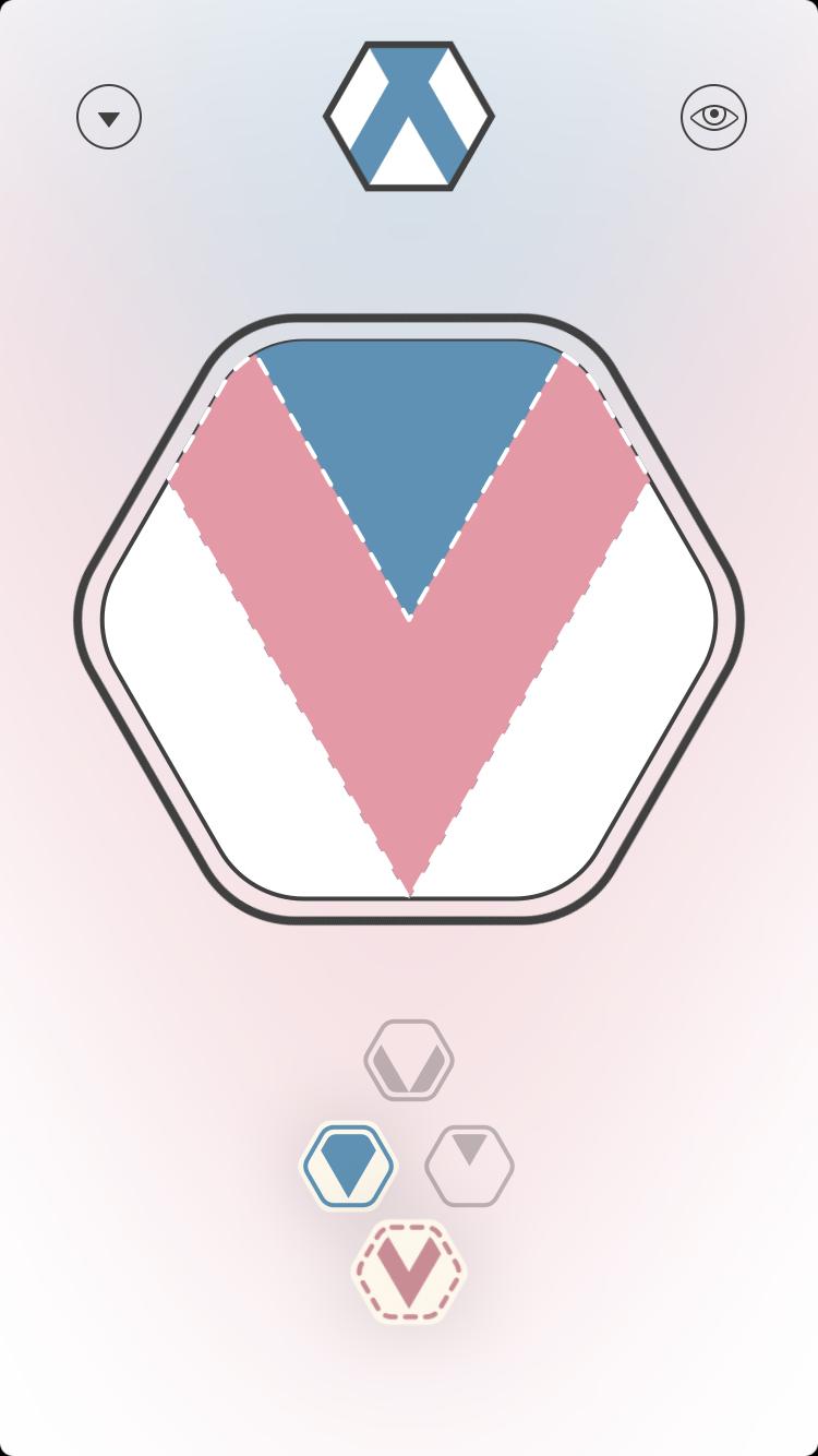 androidアプリ Colorcube(カラーキューブ)攻略スクリーンショット6