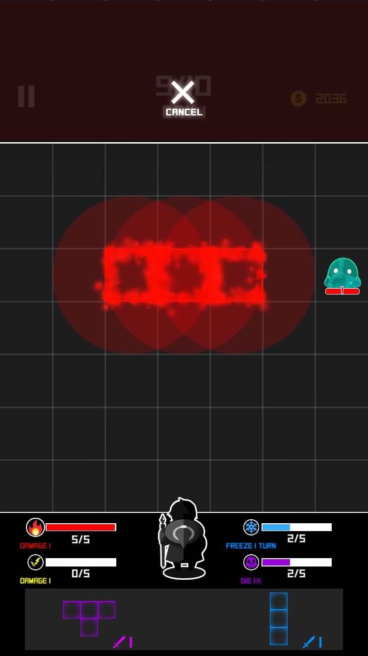androidアプリ YOSUL攻略スクリーンショット4