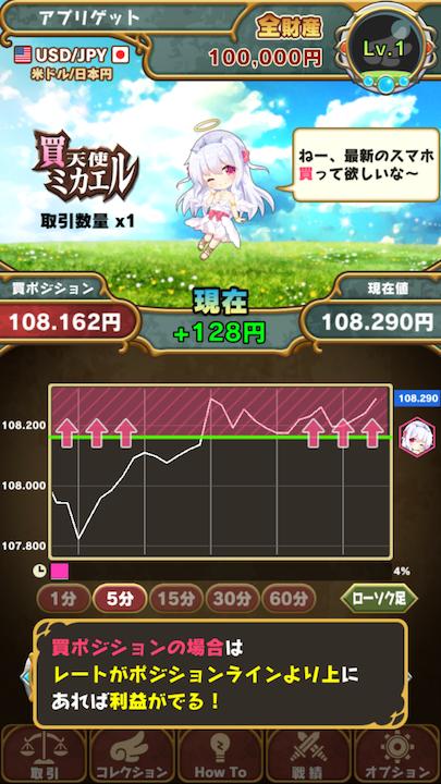 天使のFX androidアプリスクリーンショット2