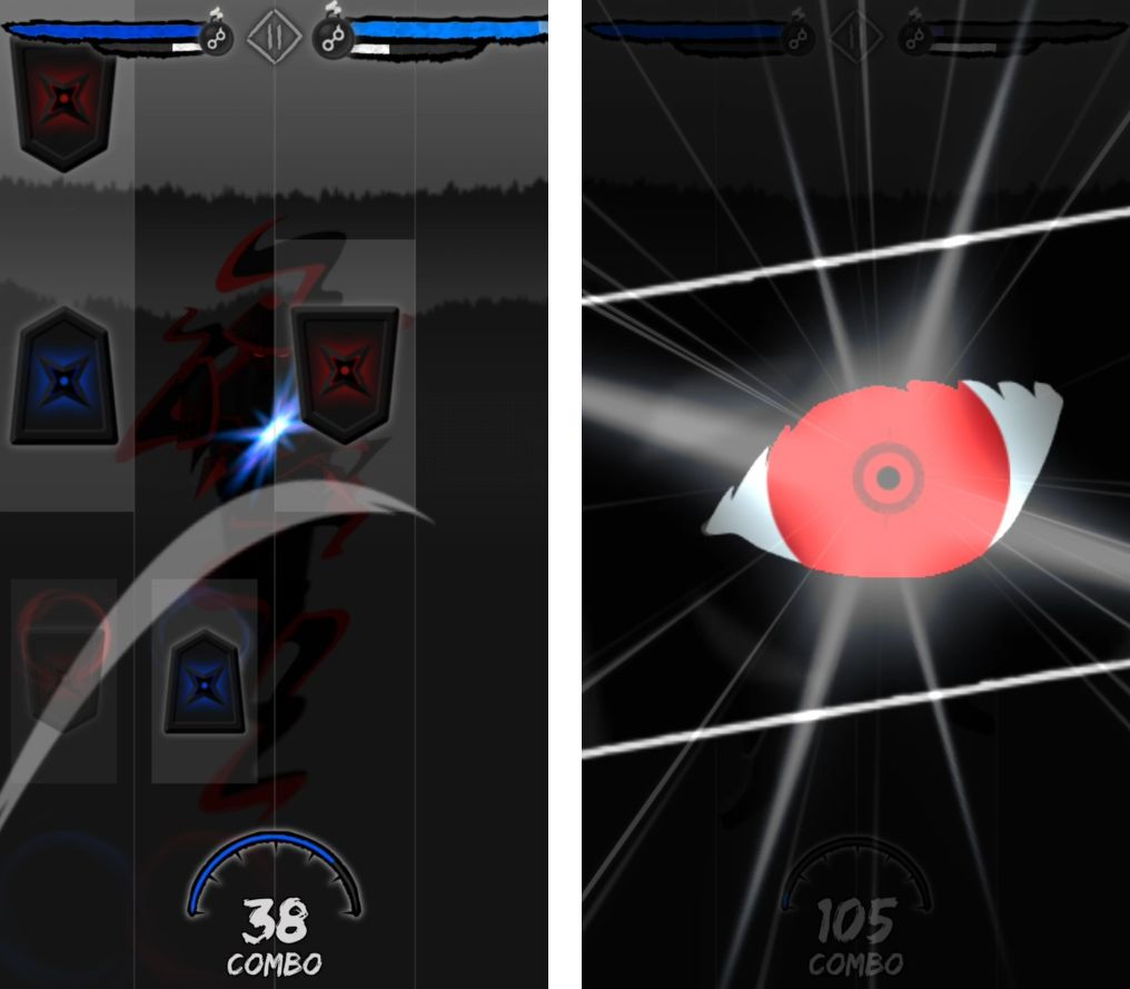 Road Of Ninja(ロード オブ ニンジャ) androidアプリスクリーンショット1