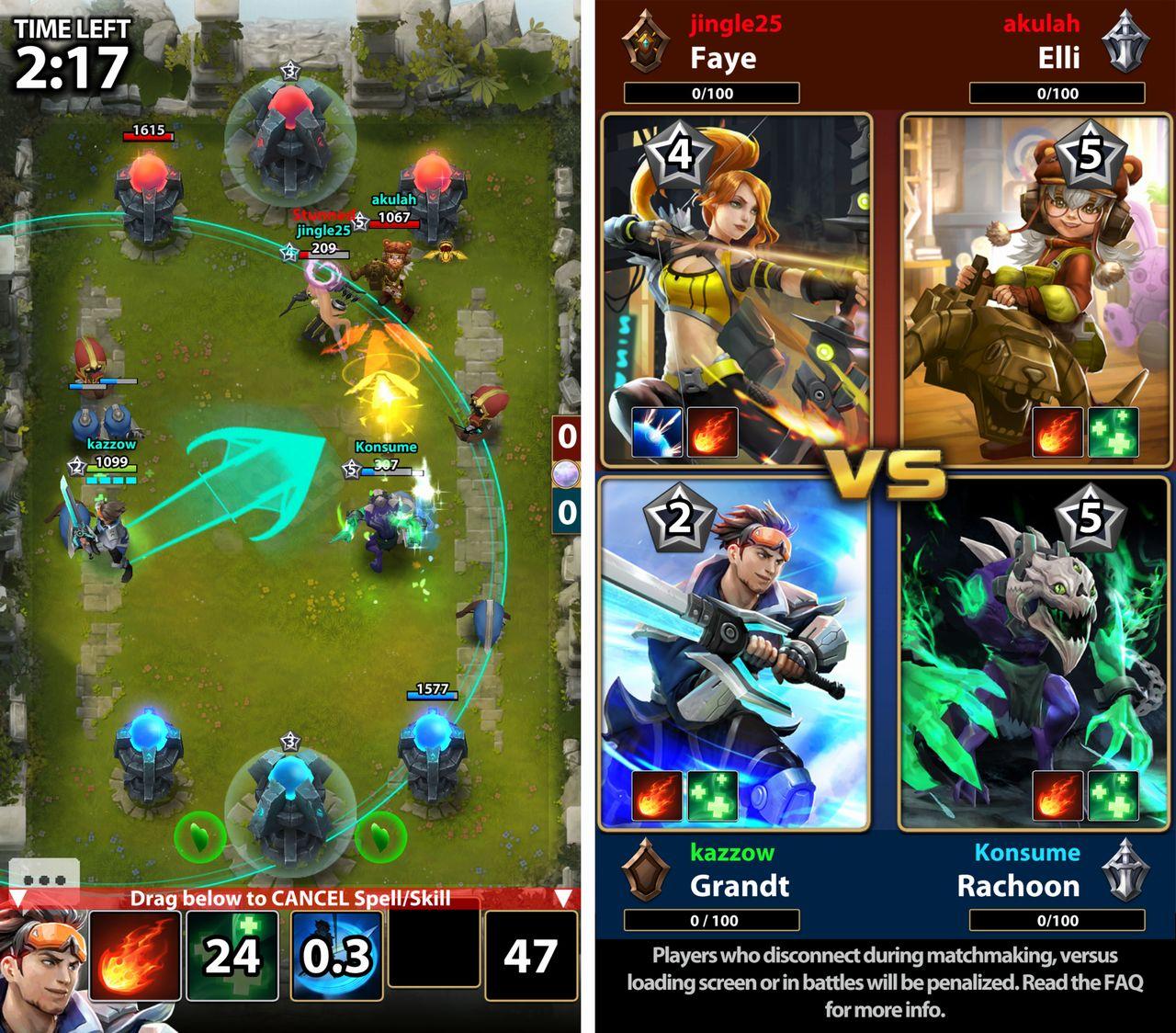 Brawlstar Legends(ブロウルスター レジェンズ) androidアプリスクリーンショット1