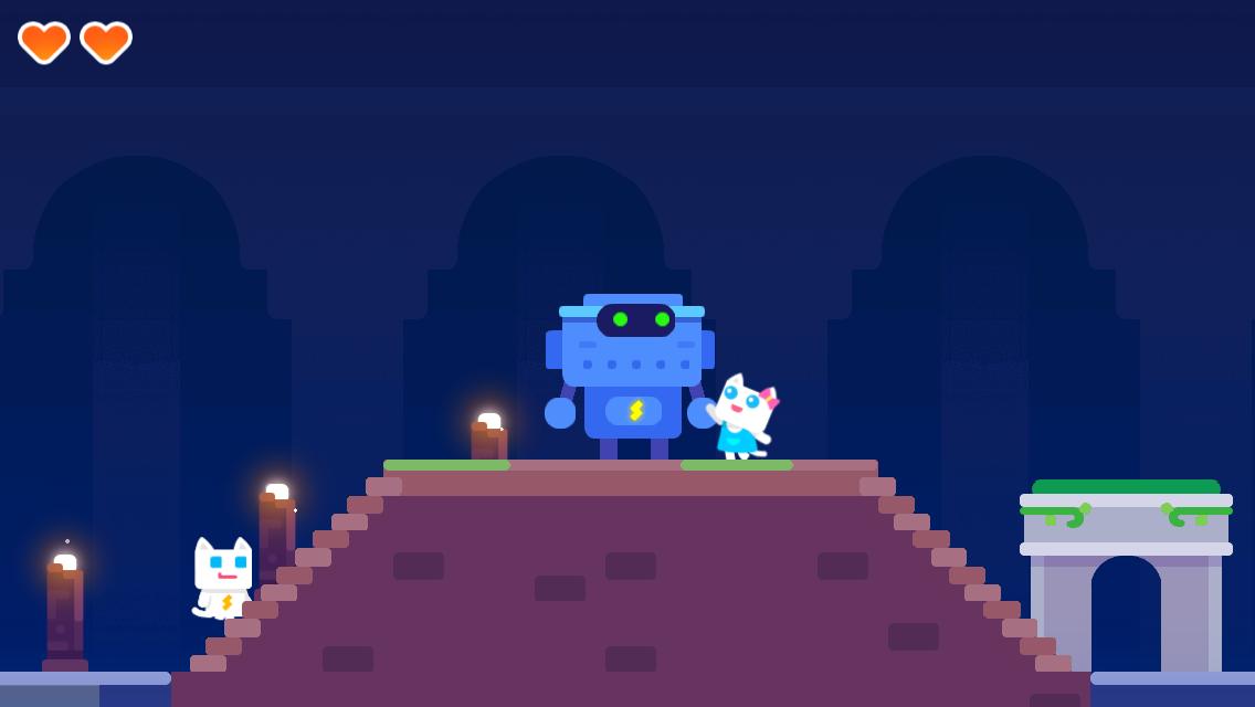 androidアプリ スーパー ニャー 2 (Super Phantom Cat 2)攻略スクリーンショット3