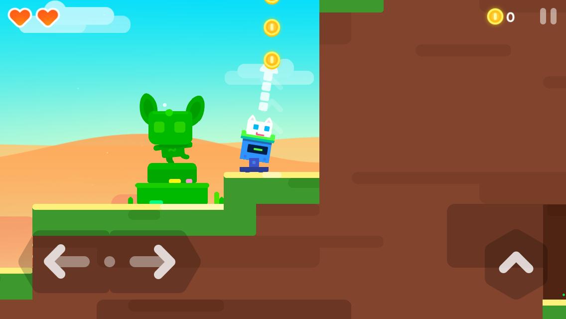 androidアプリ スーパー ニャー 2 (Super Phantom Cat 2)攻略スクリーンショット8
