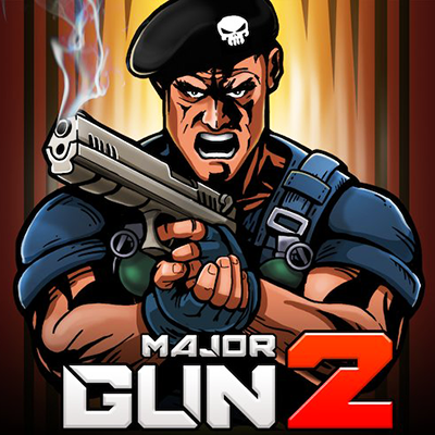 Major GUN 2:War on terror(メジャーガン2)