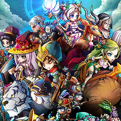 Mystic Heroes(ミスティックヒーローズ)