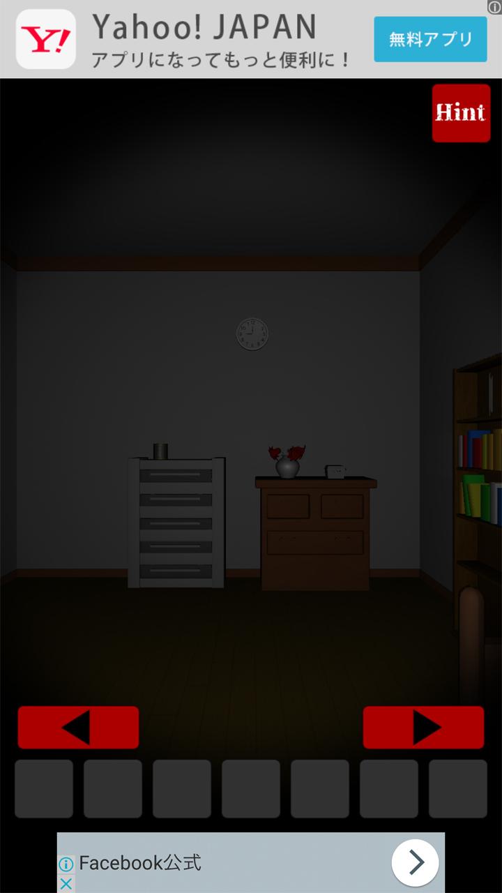 androidアプリ silent room(サイレントルーム)攻略スクリーンショット2