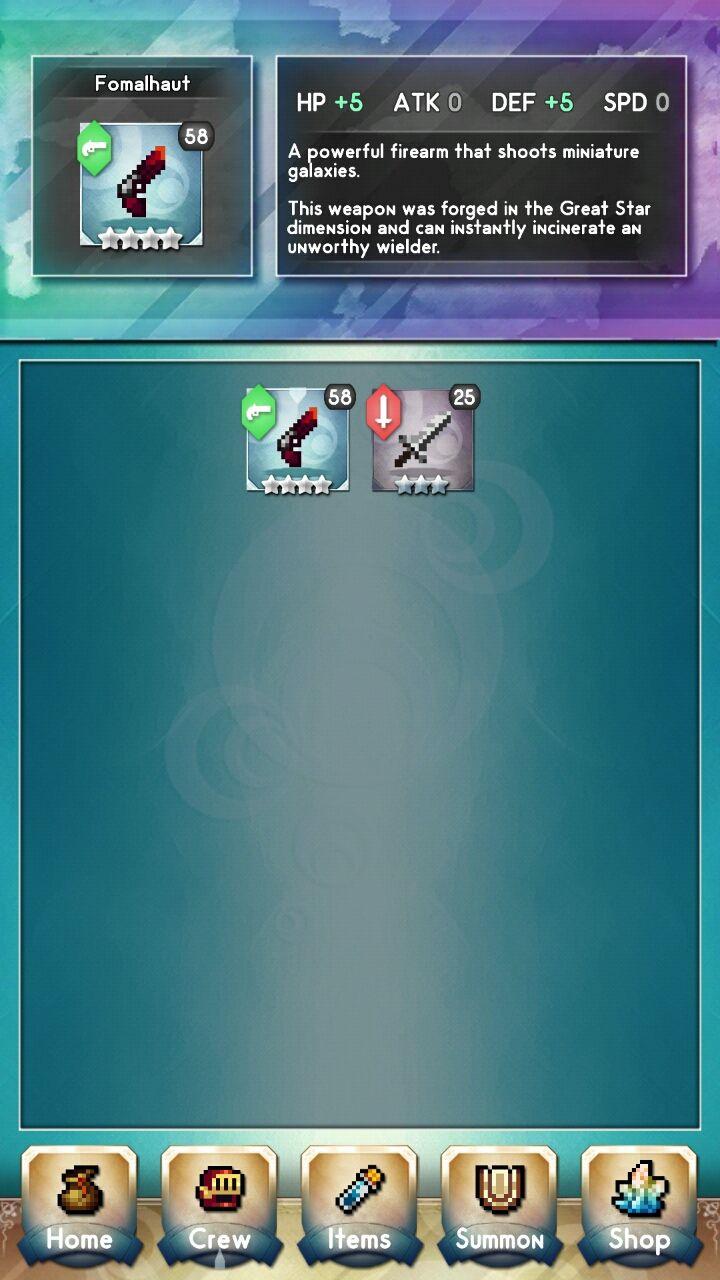 androidアプリ ドラゴンボルト バンガード(Dragonbolt Vanguard)攻略スクリーンショット5