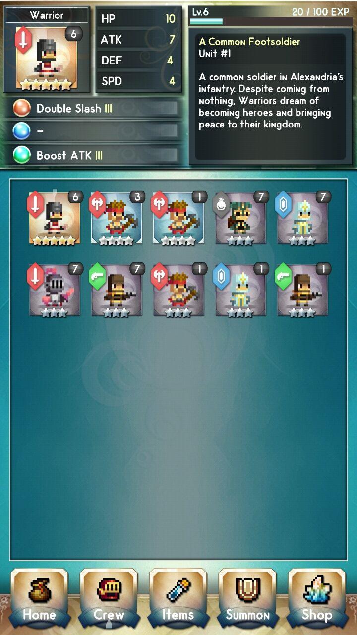 ドラゴンボルト バンガード(Dragonbolt Vanguard) androidアプリスクリーンショット2