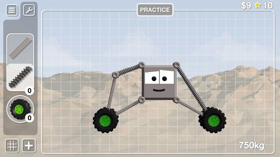 androidアプリ Rover Builder GO(ローバービルダーGO)攻略スクリーンショット2