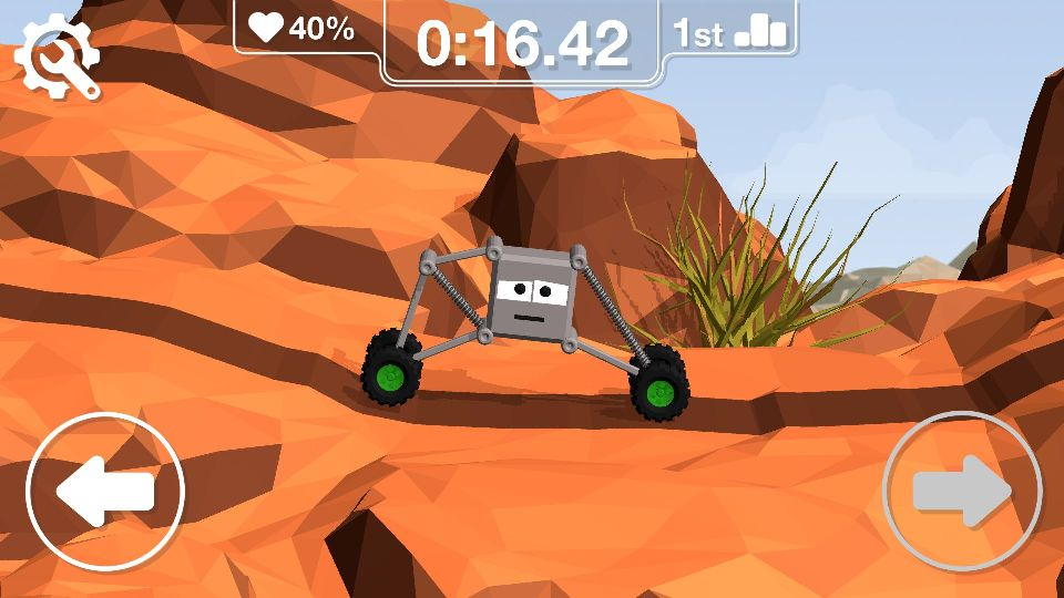 androidアプリ Rover Builder GO(ローバービルダーGO)攻略スクリーンショット3